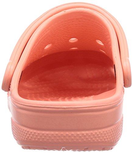 Crocs Baya, Sabot Unisex – Adulto Rosa (Melon)