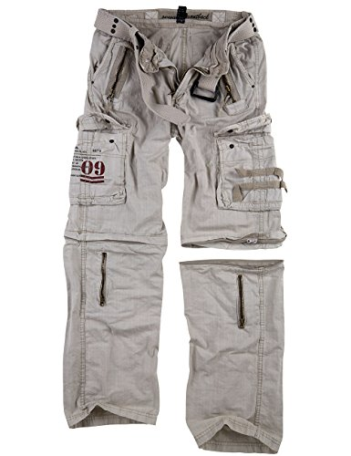 Surplus Royal Outback Trousers- Gr. L, Royalwhite -