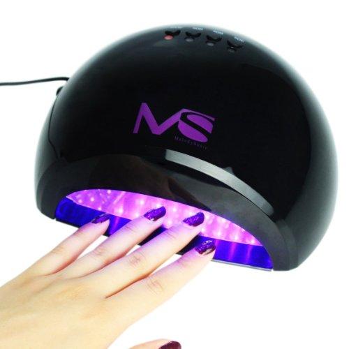 Nagellampe – LED Nageltrockner schwarz - 3