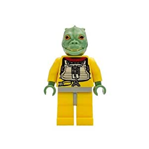 LEGO Star Wars: Bossk Bounty Hunter Mini-Figurine