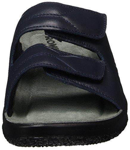 Romika Damen Salina 02 Pantoletten Blau (Ocean 530)