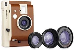 Lomography Lomo'Instant Sanremo + 3 Linsen - Instant Film Kamera