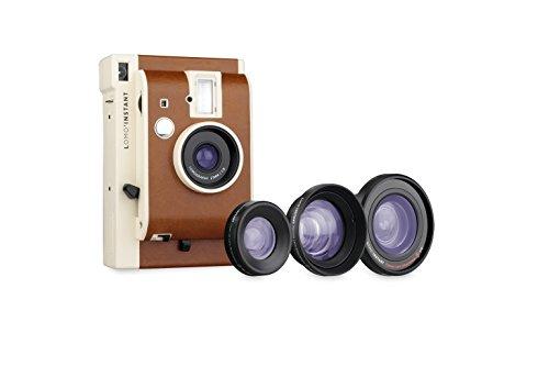 Lomography lomo'instant sanremo + 3 lenti - fotocamera istantanea