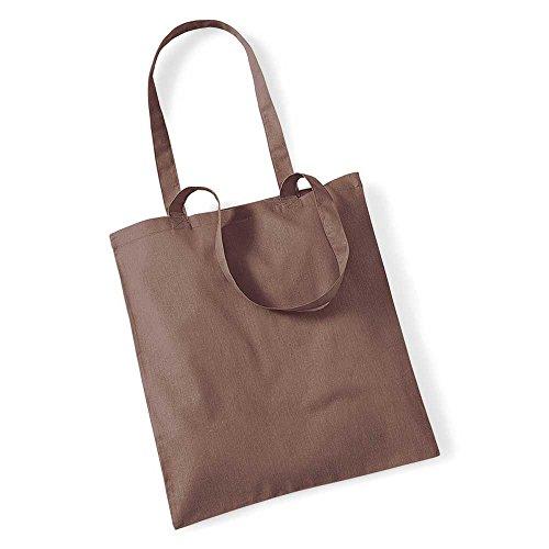 Westford Mill Shopping Bag For Life. Chestnut