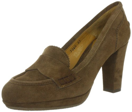 Lottusse S7265, Chaussures basses femme Marron-TR-F4-200