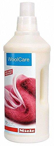Miele Waschmaschinenzubehör Waschergebnisse für Wolle, Seide und alles Feine/Spezieller Pflegekomplex aus Weizenproteinen