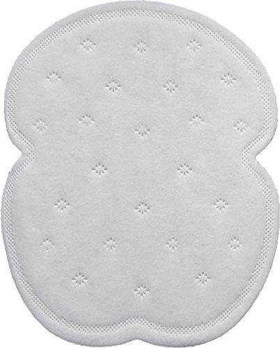 Salva abiti bianco 120 pezzi assorbenti ascellari tamponi dischi sudore ascelle