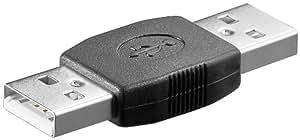3er Set USB Adapter A-Stecker auf A-Stecker