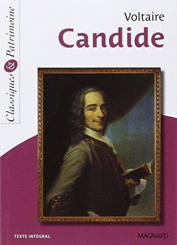 Candide Ou L'Optimisme par Voltaire
