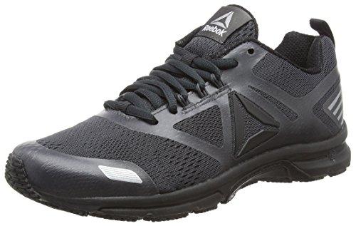 Reebok Ahary Runner, Scarpe Running Uomo, Nero (Black/coal/black), 43 EU