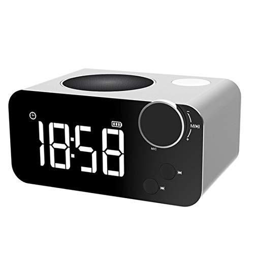 Drf8090w-eop Despertador Radio FM Altavoz Sonido inalámbrico