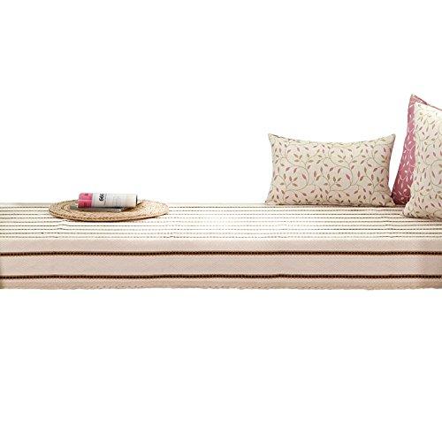 New day®-Semplice pastorale camera da letto balcone pad cuscino panno pad davanzale finestra pad cinese moderna , 70*180cm