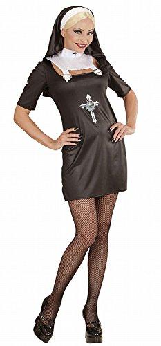 WIDMANN 00272 - Costume da Suora Stile Gotico in Taglia M