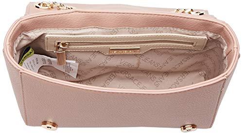 Versace Jeans Bag, Borsa a tracolla Donna, (Rosa), 6x16x22 cm (W x H x L)