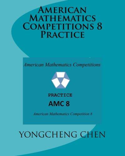 American Mathematics Competitions 8 Practice