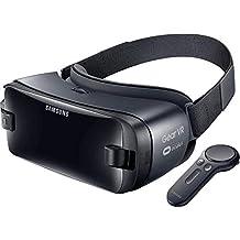 سماعة راس الواقع الافتراضي مع جهاز تحكم سامسونج جير في ار 3
