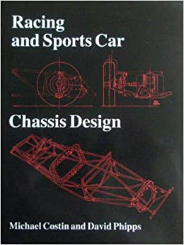 Racing and Sports Car Chassis Design
