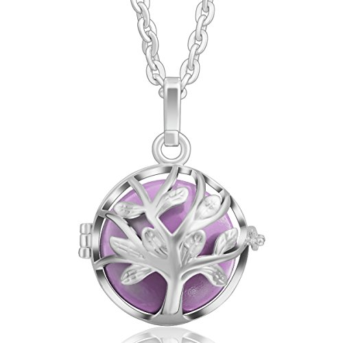EUDORA Harmony Ball Damen -  Sterling Silver Plated  Silber
