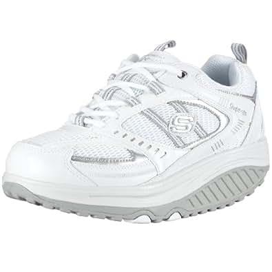Skechers Women's Low-Top Sneakers White Size: 7