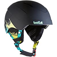 Bollé Casco de esquí B de lieve Soft Black Brush, 53 – 58 cm, 31216