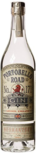 Portobello Road Nummer 171 London Dry Gin (1 x 0.7 l)