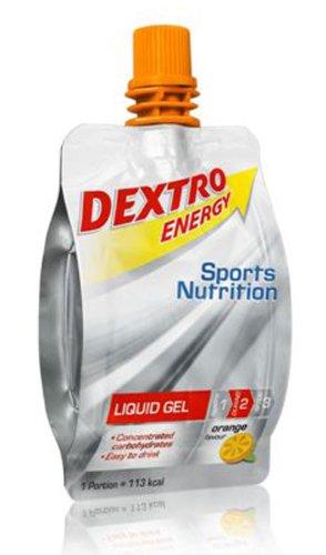 Dextro Energy Liquid Gel Box 18 Beutel 60ml - Orange (Energie Gel)