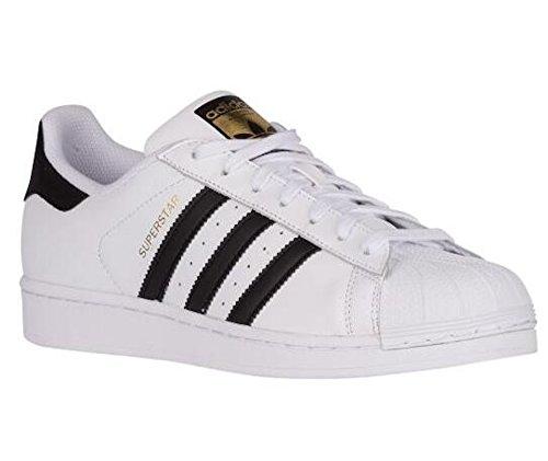 outlet store da5f8 230cc Adidas Sneaker Superstar Bianco Nero S81858
