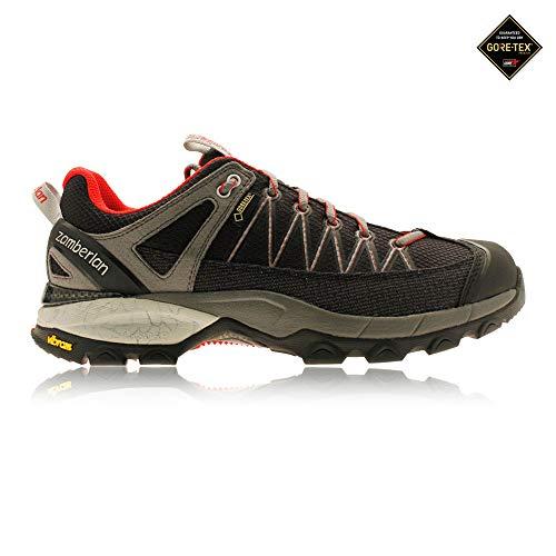 400d8e62466 Zamberlan 130 Crosser Gore-Tex RR Trail Walking Shoes - 4 Black