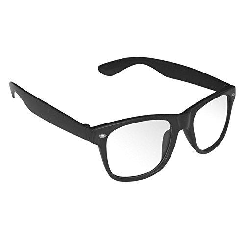 Oramics Lesebrille mit Dioptrien +2,0 als Hornbrille für Frauen und Männer Nerbrille Retro Brille