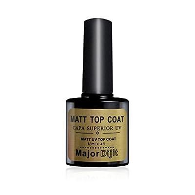 MAJOR Matt Top Coat Nail Gel DIJIT Uv Diamond Polish Primer Nail Art