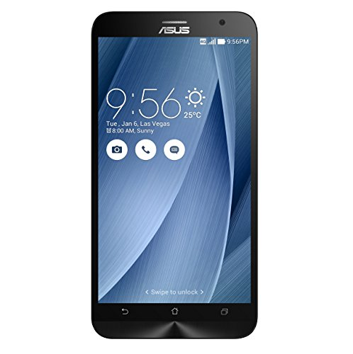 Asus-Zenfone-2-ZE551ML-Smartphone-libre-Android-pantalla-55-Full-HD-cmara-13-Mp-memoria-interna-de-32-GB-Intel-Atom-Z3580-Quad-Core-23-GHz-4-GB-de-RAM-dual-SIM-color-plateado