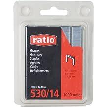 Ratio 6668H8-1000 - Grapas 530 8 Mm Blister 1000 Unid R