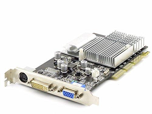 MANLi ML3025017 Ati Radeon 9000 Chip w/TV 64MB DDR AGP VGA Video Graphics Card - Agp Vga Video Card