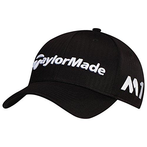 taylormade-golf-2017-tour-radar-mens-golf-cap-m1-tp5-black