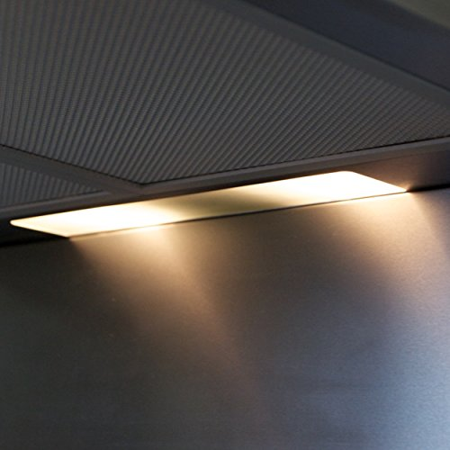 41dbtaOWphL. SS500  - Igenix Chimney Cooker Hood Extractor - 60 cm, Stainless Steel