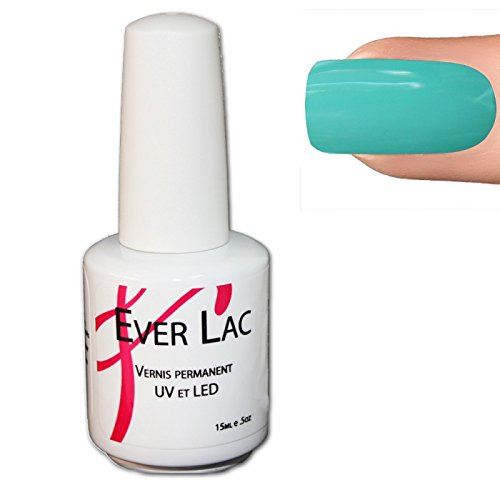 Nails & co - Vernis Permanent Ever Lac - - Sky blue (204)