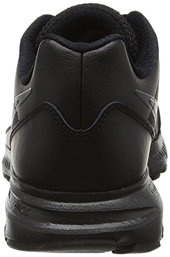 Nike Downshifter 6 Ltr (Gs/Ps), Scarpe da Corsa Bambino Nero (Black/black-anthracite)