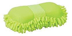 Weaver Leather 65-2296-C2 Sponge with Microfiber Fingers, Lime
