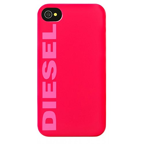Diesel 12318 Snap case Apple iPhone 4/4s, Blazing Yellow fuchsia