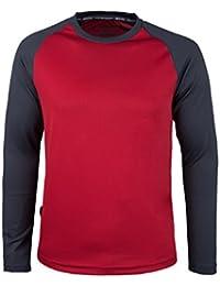 Mountain Warehouse T-shirt à manches longues pour hommes Endurance