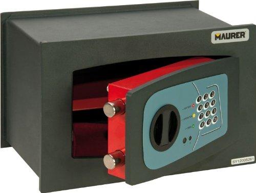 Cassaforte a Muro Elettronica Maurer 31X19,5Xh21 cm