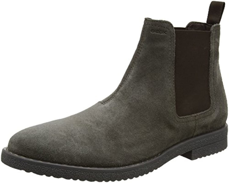 Geox Herren U Brandled F Chelsea BootsGeox Herren Brandled Chelsea Boots Billig und erschwinglich Im Verkauf