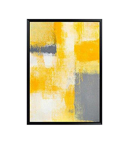 SDY-YUYU Personalità creativa combinazione libera astratto pittura decorativa (40 * 60 cm / 50 * 70 cm / 60 * 80 cm / 70 * 100 cm) , F , 40*60cm