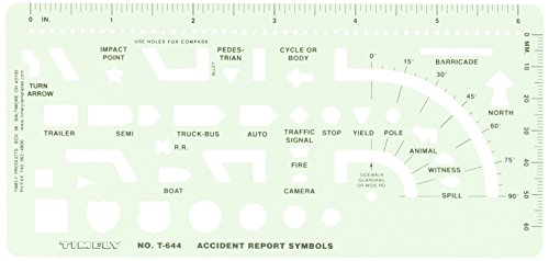 timely-template-644t-accident-report-symbols