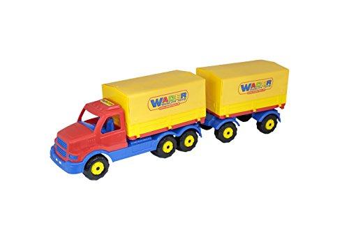 Polesie Polesie44273 Gigant - Juguete para Remolque, diseño de camión