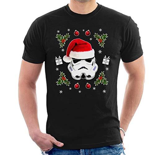 Original Stormtrooper Christmas Hat Trooper Men's T-Shirt