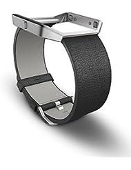 Fitbit Blaze Bracelet, Noir, Taille L