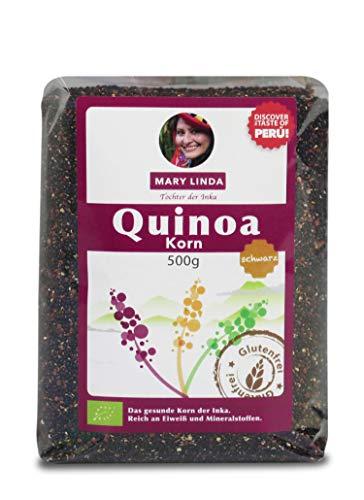 BIO Quinoa Korn (schwarz), (10 x 500g)
