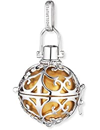 Engelsrufer pendentif classique pour femmes S argent 925 Sterling avec carillon doré