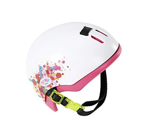Zapf Creation Zapf 4001167823729 Fahrradhelm, mehrfarbig (Mädchen Für Neue Accessoires)
